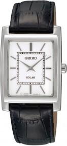 Seiko Solar SUP895P2 Elegante Herrenuhr Klassisch schlicht
