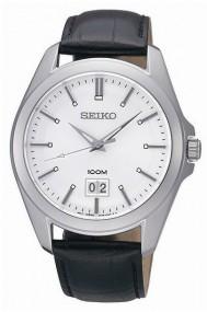 Seiko Classic SUR007 Elegante Herrenuhr Klassisch schlicht