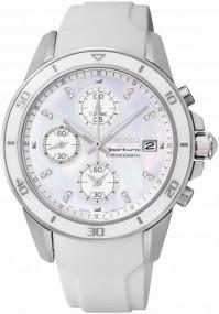 Seiko Sportura SNDX57P1 Damenchronograph Mit Keramikelementen