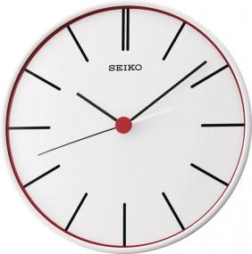 Seiko Clocks QXA551W Wanduhr Laufende Sekunde