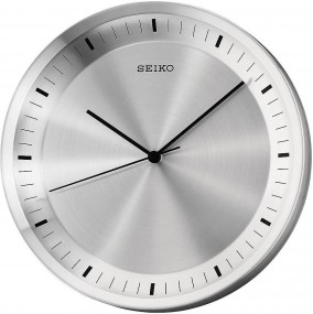 Seiko Clocks QXA499S Wanduhr Laufende Sekunde