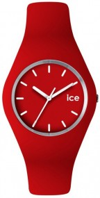 Rote Ice Watch Armbanduhr aus der ICE Collection mit der Bezeichnung ICE.RD.U.S.12