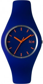 Dunkelblaue Ice Watch Armbanduhr aus der ICE Collection mit der Bezeichnung ICE.BE.U.S.12