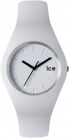 ICE.WE.U.S.12 Weiße Ice Watch unisex Uhr aus der ICE Collection
