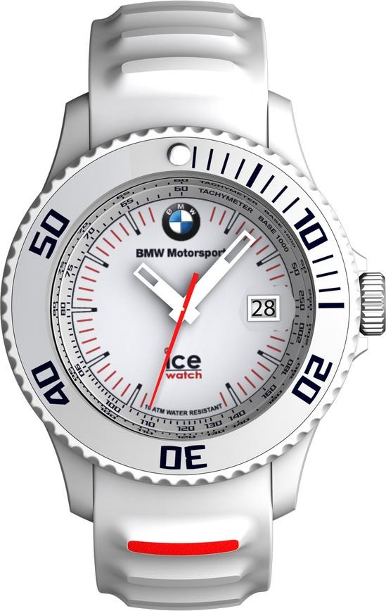 Ice-Watch-BMW-Motorsport-Sili-Small-BM-SI-WE-S-S-13-Damenarmbanduhr-Silikonarmba