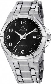 Jaguar Automatik J669/6 Herrenarmbanduhr Swiss Made
