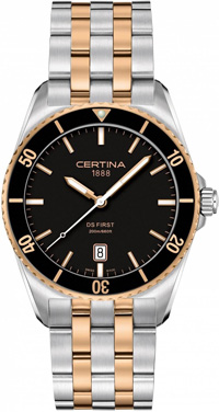 Certina-DS-First Bi-Color