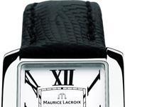 Maurice Lacroix Fiaba Damenarmbanduhr Sehr Elegant