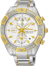 Seiko Velatura Damenchronograph Yachting Timer
