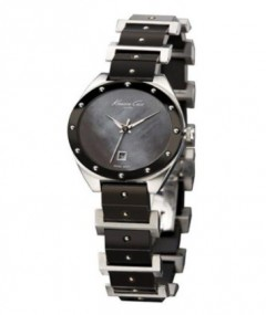 Kenneth Cole Swiss Collection Lady KS4013 Elegante Damenuhr Design Highlight