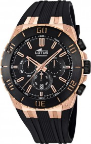 Lotus Chrono Sport 15804/1 Herrenchronograph Massives Gehäuse
