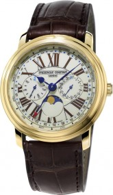 Frederique Constant Herrenuhr Classic Business Timer