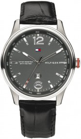 Tommy Hilfiger Classic TH1710314 Legere Herrenuhr Zeitloses Design