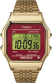 Timex Core Digital TW2P48500 Digitaluhr Indiglo Beleuchtung