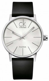 Calvin Klein Post Minimal CK_K7621192 Legere Herrenuhr Swiss Made