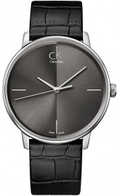 Calvin Klein Accent K2Y2X1C3 Elegante Herrenuhr Design Highlight