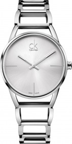 Calvin Klein Stately K3G23126 Damenarmbanduhr Design Highlight