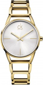 Calvin Klein Stately K3G23526 Damenarmbanduhr Design Highlight
