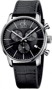 Calvin Klein City Chrono  K2G271C3 Herrenchronograph Swiss Made