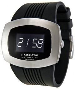Hamilton Pulsomatic Sportliche Herrenuhr Digitaluhr