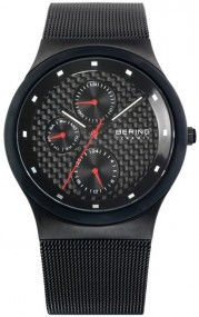Bering Ceramic Collection BG32139-309 Elegante Herrenuhr flach & leicht