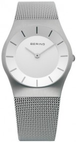 Bering Classic Collection 11930-001 Elegante Damenuhr flach & leicht