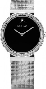 Bering Glam Collection 10725-012 Elegante Damenuhr flach & leicht