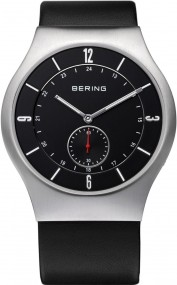 Bering Classic Collection 11940-409 Herrenarmbanduhr flach & leicht