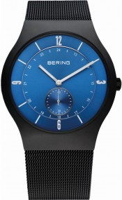 Bering Classic Collection 11940-227 Herrenarmbanduhr flach & leicht