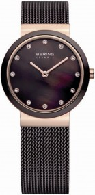 Bering Ceramic Collection 10725-262 Damenarmbanduhr Mit Keramikelementen