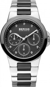 Bering Ceramic Collection 32237-742 Damenarmbanduhr Mit Keramikelementen