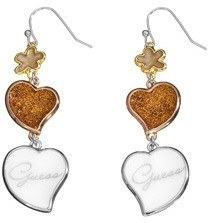 Guess Jewelry Heart UBE21205 Ohrringe Sehr Trendig