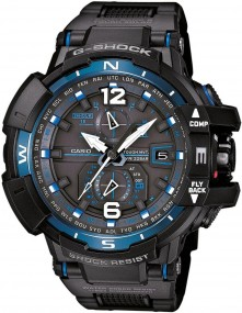 Casio G-Shock Tough Solar GW-A1100FC-1AER Herrenfunkuhr Multiband 6 & Solar