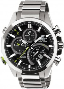 Casio Edifice Tough Solar EQB-500D-1AER Herrenchronograph Mit Bluetooth