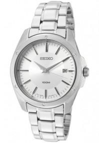 Seiko Classic SGEF75P1 Elegante Herrenuhr Klassisch schlicht