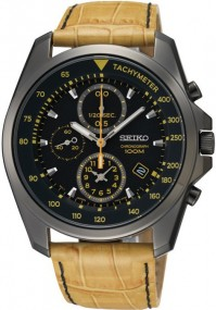 Seiko Chrono SNDD69 Sportliche Herrenuhr Design Highlight
