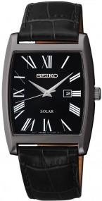 Seiko Solar SUPT887 Elegante Herrenuhr Klassisch schlicht
