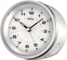 Seiko Clocks QXE021W Wecker Laufende Sekunde