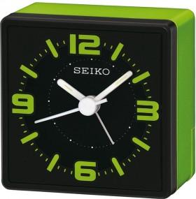 Seiko Clocks QHE091M Wecker Laufende Sekunde