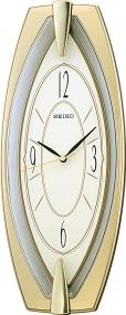 Seiko Clocks QXA342G Wanduhr Laufende Sekunde