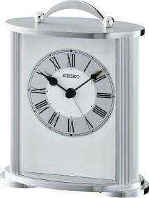 Seiko Clocks QHE092S Tischuhr Mit Weckzeit