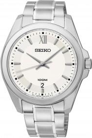 Seiko Classic SGEG59P1 Herrenarmbanduhr Klassisch schlicht