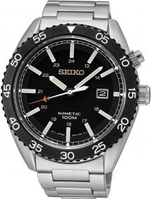 Seiko Kinetic SKA617P1 Herrenarmbanduhr Mit Kinetikuhrwerk
