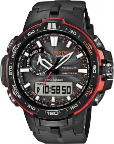Casio Pro Trek Herrenuhr Tough Solar