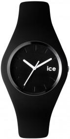 ICE.BK.U.S.12 Schwarze Ice Watch unisex Uhr aus der ICE Collection
