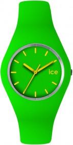 Grüne Ice Watch Armbanduhr aus der ICE Collection mit der Bezeichnung ICE.GN.U.S.12