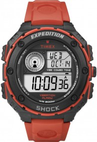 Timex Expedition Vibe Shock T49984 Digitaluhr für Herren Vibrationsalarm