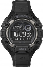 Timex Expedition Vibe Shock T49970 Digitaluhr für Herren stoßresistent