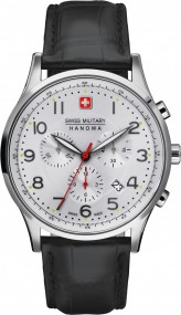 Hanowa Swiss Military Patriot 06-4187.04.001 Herrenchronograph Zeitloses Design