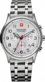 Hanowa Swiss Military Patriot 06-5187.04.001 Herrenchronograph Zeitloses Design